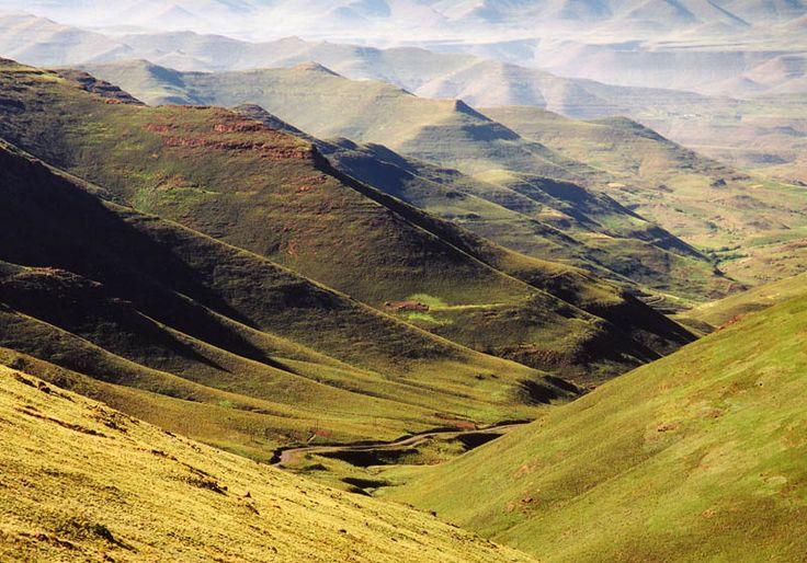 Mokhotlong - Lesotho