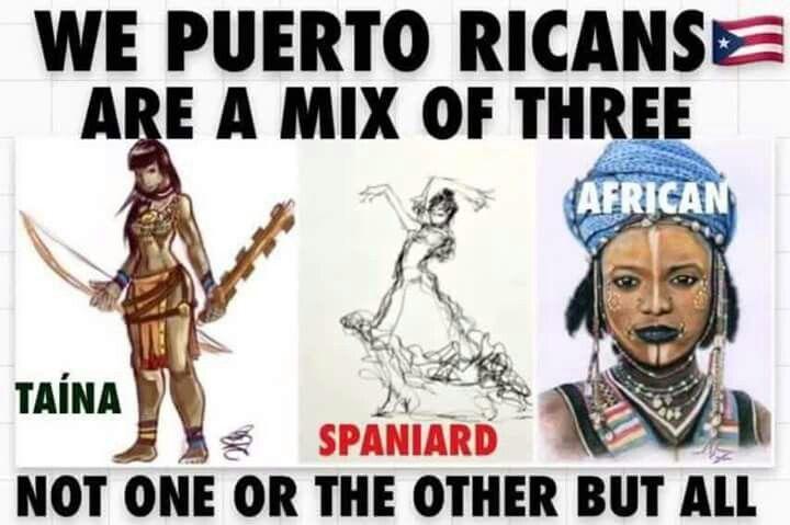 Puertorriqueño al fin.