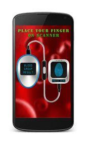 Скачать Определение группы крови по отпечатку пальцев