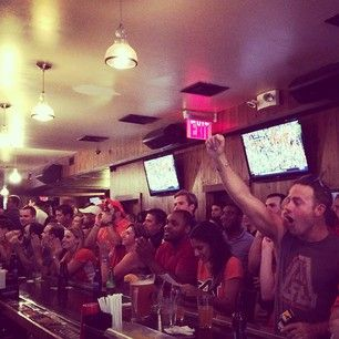 Best Sports Bars in NYC | Tavern on Third