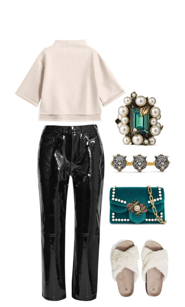 """Untitled #689"" by szudi on Polyvore featuring rag & bone and Gucci"