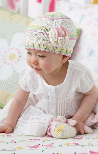 Free Pattern: Frilly Top Hat