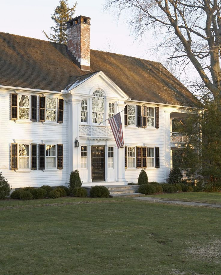 106 Best Images About New England's Old Homes On Pinterest