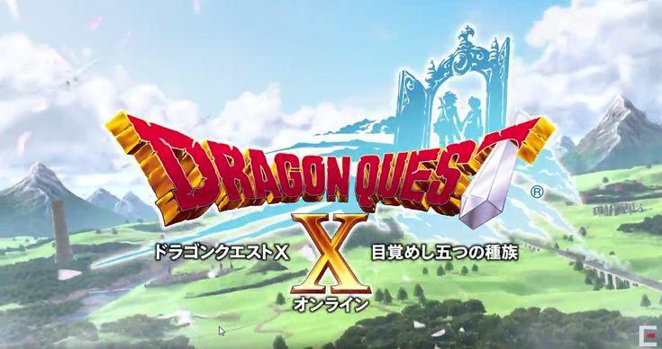 Neuer Trailer zu Dragon Quest X für Playstation 4 und Nintendo Switch - https://finalfantasydojo.de/news/neuer-trailer-dragon-quest-x-fuer-playstation-4-nintendo-switch-16966/ #DQX Dragon Quest X findet nun auch seinen Weg auf die neuesten Konsolen in Japan. Und um das ausreichend vorzustellen, gab Square Enix bereits einen ersten Einblick mit einem Trailer.