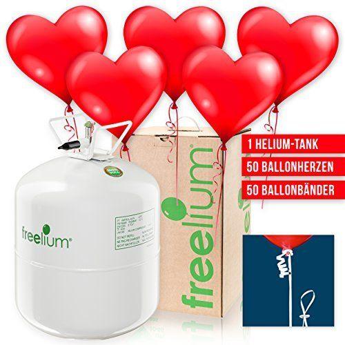"50x Herzballons ""mit Herzen"" rot/weiß Ø30cm + PORTOFREI mgl. + Helium & Ballongas geeignet. High Quality Premium Ballons vom Luftballonprofi & deutschen Heliumballon Experten."
