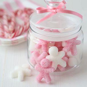 Boy; Girl; Gingerbread...Sugar Cubes