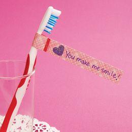 Valentine Toothbrush