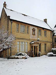 Regency period home