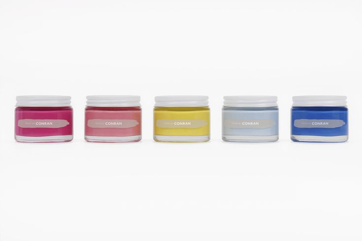 The Dieline 2015: 2nd Place Home, Garden, Pets- Paint by Conran — The Dieline - Package Design Resource