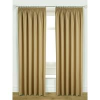 Waffle Jacquard Pleated Lined Curtains When you want décor that is timeless and classic, the Waffle jacquard curtains are a perfect solution. These curtains feature a waffle jacquard design woven into the fabric, making them a simple, practical and elegant fit for any room.They are available in a choice of shades from gold to wine to suit your home's style.Fully lined, the 3-inch pleated header tape can be hung from pole or track and they are even machine washable, making them even more…