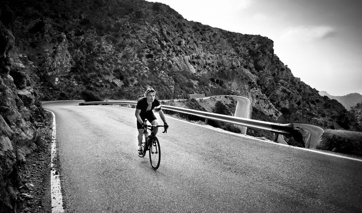 Against nature.  #ThomasOpstrup #SicilyCyclingClub #Cyclingcamp