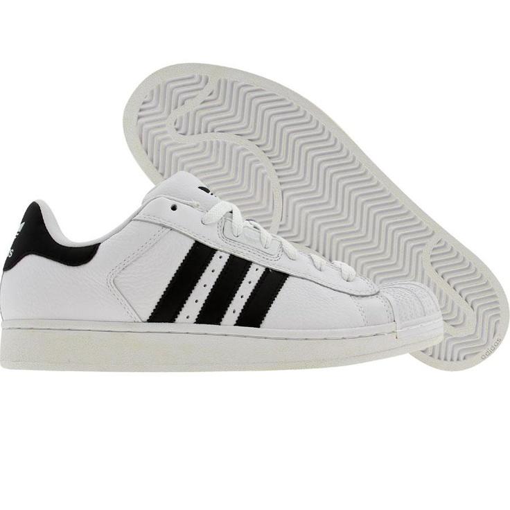 Adidas Superstar WD (rwhite / black / rwhite) 352483 - $69.99