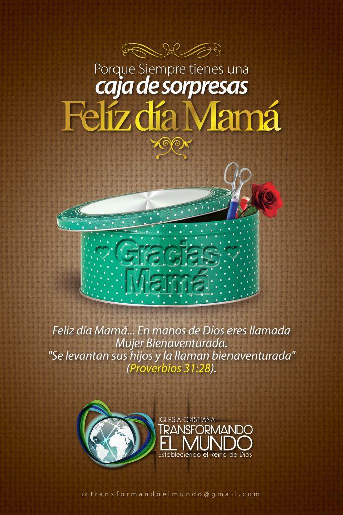 MAYO 2013 Mes de las Madres
