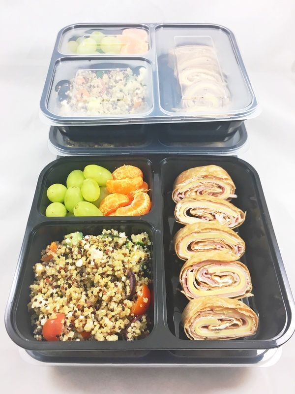 No Heat Lunches
