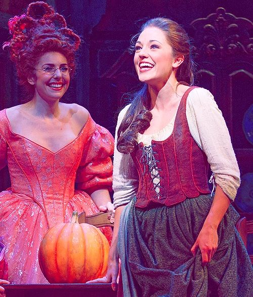 Cinderella on Broadway (2013), starring the glorious Laura Osnes in the title role.