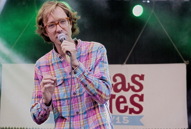 Erlend Oye and The Rainbows Buenas Noches Madrid 2015