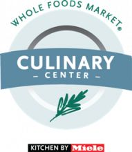 Whole Foods cooking classes is a great present for the foodie in your life!