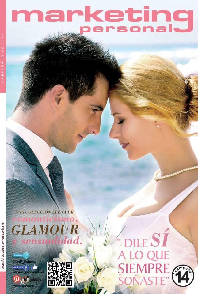 Una colección llena de Romanticismo, Glamour y Sensualidad... al mejor estilo de Marketing Personal