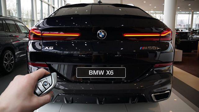 Trendy News 2020 Bmw X6 M50i 530hp Sound Visual Review In 2020 Bmw X6 Bmw Bmw Sports Car
