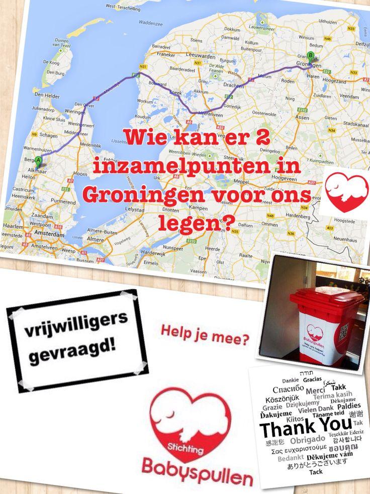 Wie o wie kan ons helpen Groningen-Alkmaar?