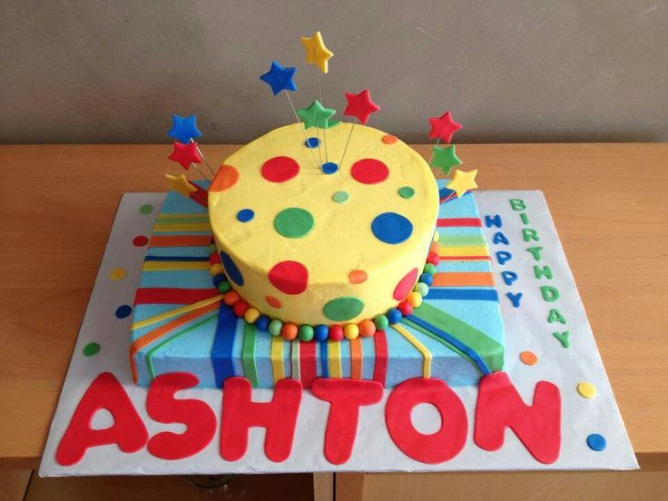 My baby boys 1st birthday cake ---- tasted amazing!! Thanks to Sweet T Cakes!!