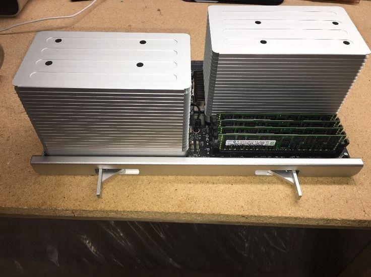 2010 Mac Pro Dual CPU Tray 23.46GHz Hex Core Intel Xeon X5690 51
