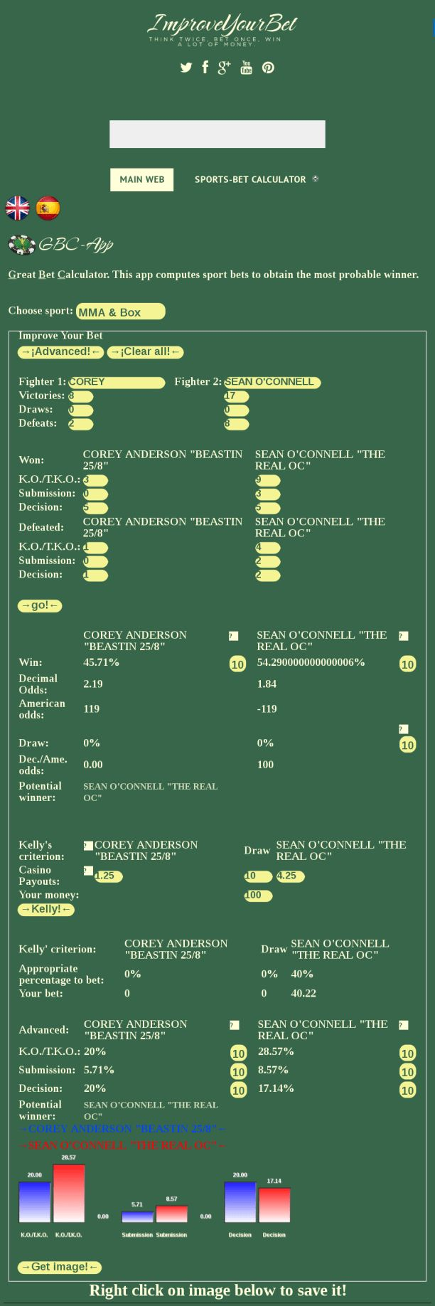 ufc-fight-night-forecast-and-predictions-corey-anderson-vs-sean-oconnell