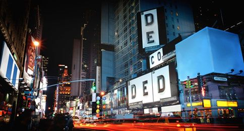 """Droga5/Jay-Z's """"Decoded"""" campaign"""