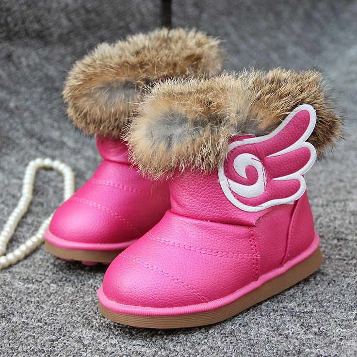 girl winter shoes