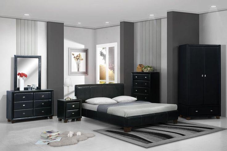 Ev Dekorasyonu konusunda Çiftlerin en özel alanlarından Yatak Odası Tasarımları uygulanırken Siyah Yatak Odası Takımları Alınır Mı? Modelleri ve Öneriler