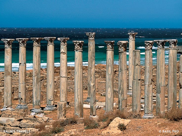 Apollonia , Libya