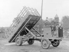 1912 GMC 5-Ton dump truck  #GMC #DumpTruck #Mining #Mainpac