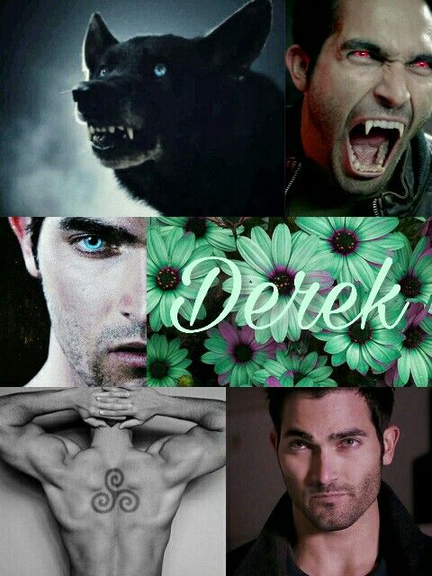 Derek Hale/werewolf -Teen Wolf