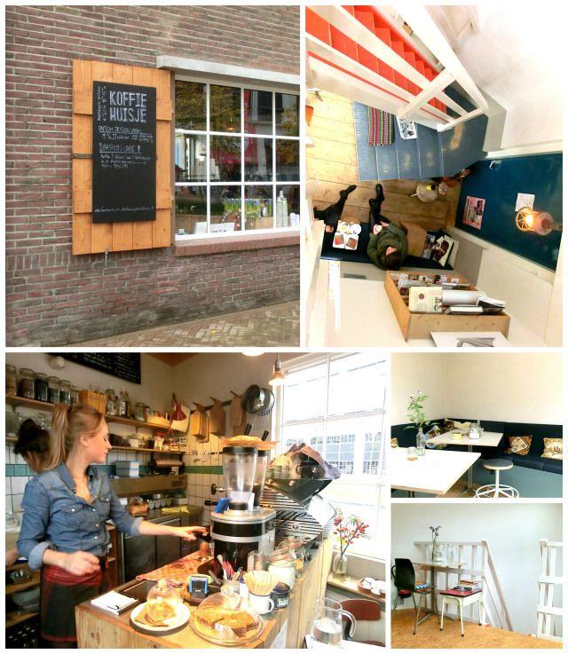 Favorite spot in Eindhoven, koffiehuisje