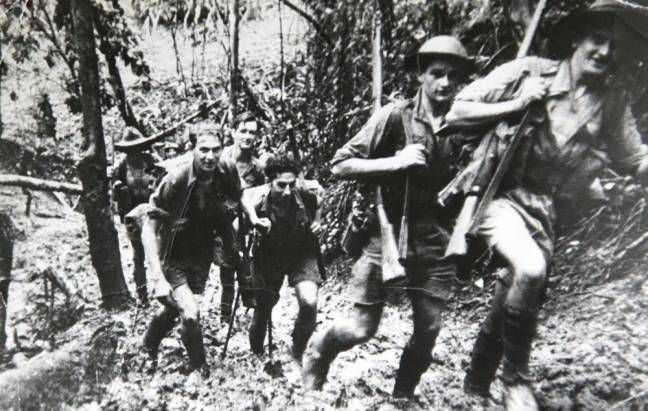 Kokoda Track. What an achievement that would be......