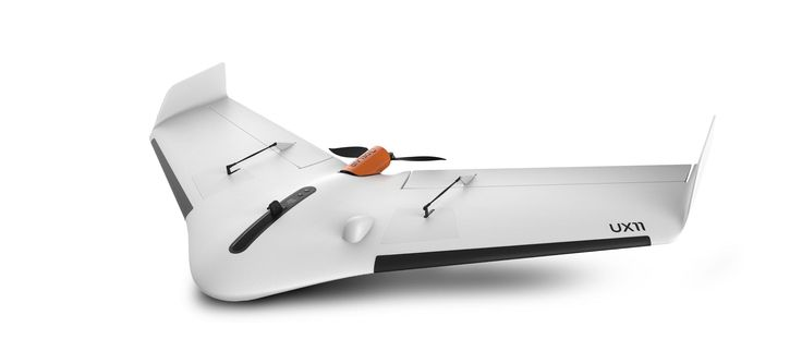 #Delair launches UX11, a New Professional Unmanned Aerial Vehicle #UAV with Onboard Processing Capability