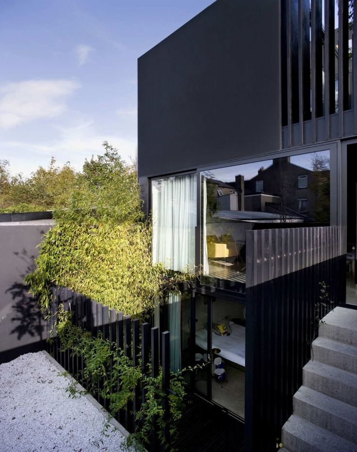 3 Mews Houses / ODOS architects