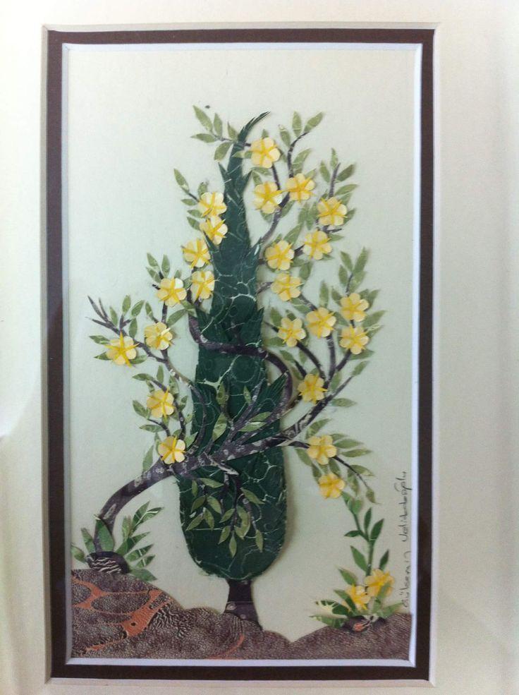 Katı' sanatı Gülsemin Velidedeoğlu