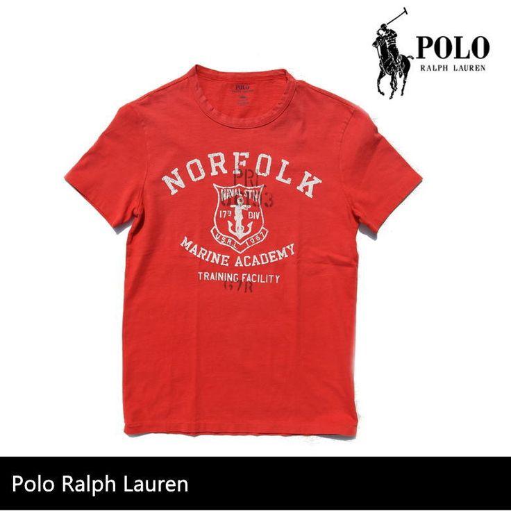 TEE Polo Ralph Lauren NORFOLK 錨