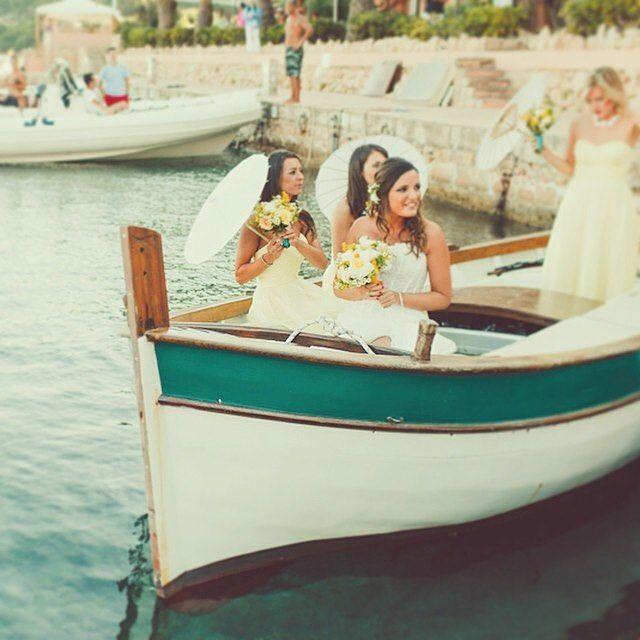 Sail for a wonderful adventure! #destinationweddingsardinia #elisamoccievents #lamaddalena