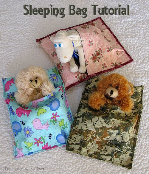 Sleeping Bag Tutorial Sew Sewing Sewing Projects Baby Knitting