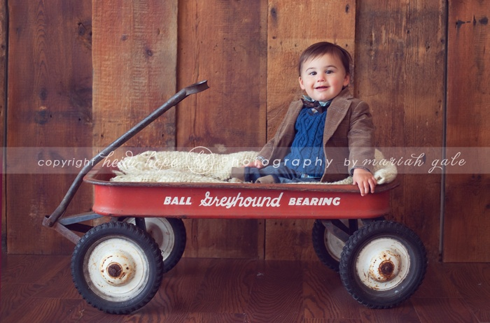 """If there was a leaderboard for """"Best Dressed Baby: Fall 2012"""", M would most certainly be on it. I can't even handle the sportcoat with elbow patches! He looked perfectly dapper for his one-year formal portraits, and effortlessly pulled off a few vintage-inspired fall looks. :) His birthday party"""