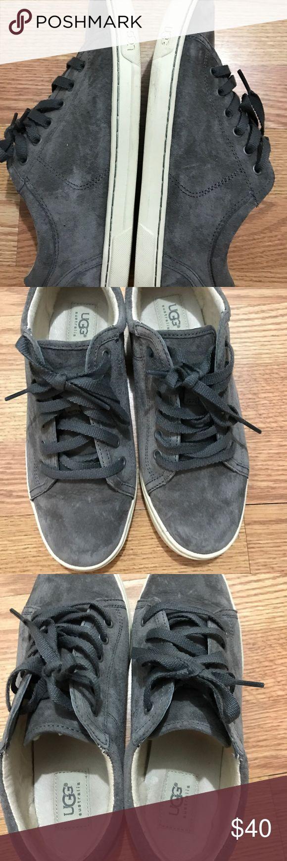 Ugg sneakers Great shade Ugg sneakers. Versatile and cute. Gently worn. Shoes Sneakers