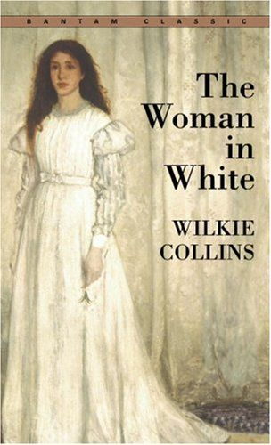 The Woman in White by Wilkie Collins - This is my favorite novel of all time.  Brilliantly written and full of plot twists.  A must read.