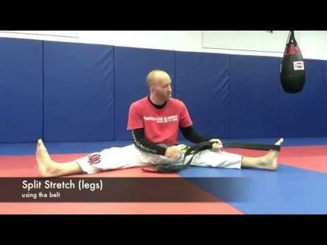 10 Stretches for Flexibility and Longevity - Pendergrass Academy of Martial Arts - Wake Forest, NC - YouTube