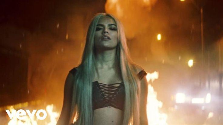 Music video by Karol G, Ozuna performing Hello. (C) 2016 Universal Music Latino http://vevo.ly/Ebz8pW
