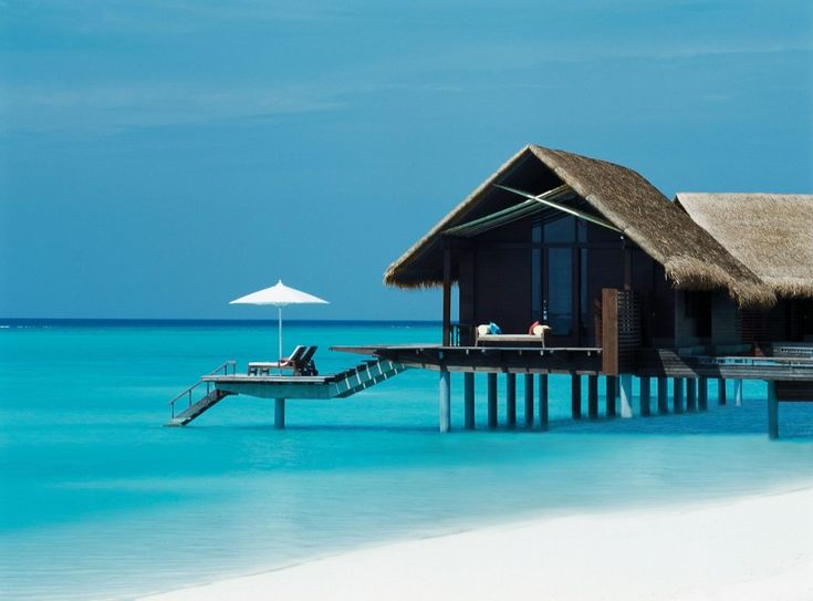 5 Star Reethi-Rah Luxury Resort in Maldives. Seriously. WOW