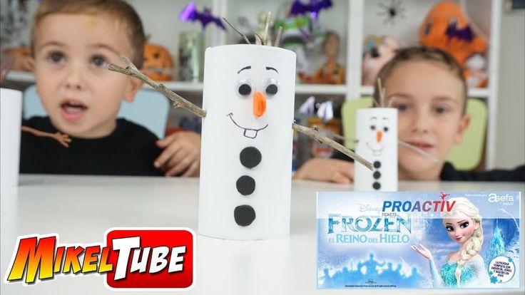 Manualidades Olaf + Sorteo de entradas Disney in Concert Frozen Bcn - http://cryptblizz.com/como-se-hace/manualidades-olaf-sorteo-de-entradas-disney-in-concert-frozen-bcn/