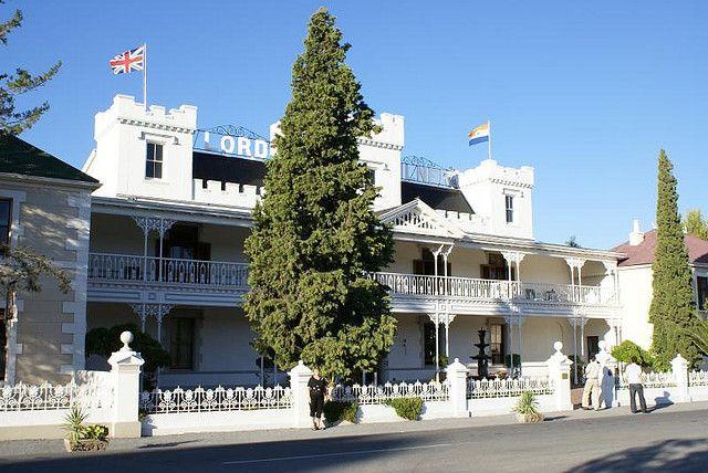 Lord Milner hotel at Matjiesfontein - Karoo tour photos south africa (4) via flickr