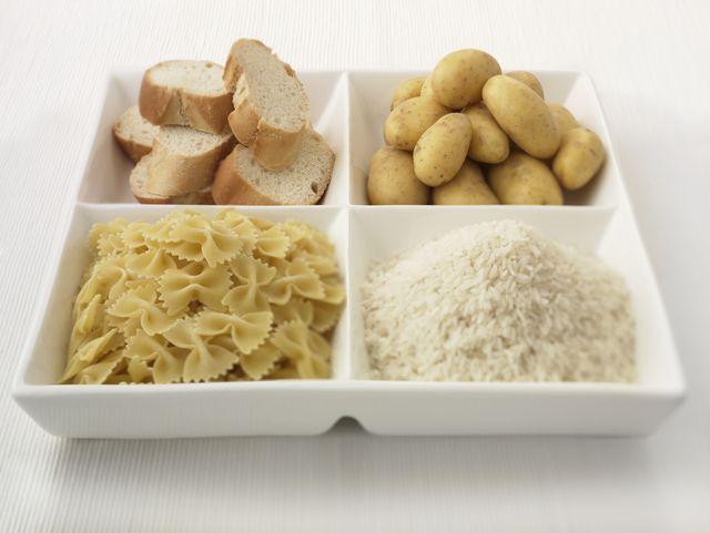 ¿Qué alimentos contienen carbohidratos?
